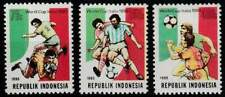 Indonesia postfris 1990 MNH 1353-1355 - WK Voetbal Italië