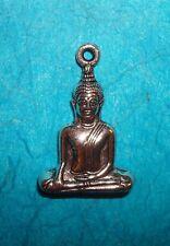Pendant Buddha Charm India Spiritual Charm Buddhism Charm Buddhist Bodhisattva