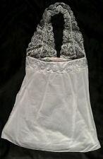 Unbranded Nylon Patternless Babydoll Nightwear for Women