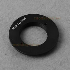 New M42*1 To Female M26*0.706 Objective Lense Adapter For Mitutoyo Microscope
