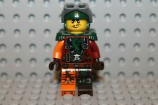 Lego Minifig Figur 1x Flintlocke Pirat 70601 Ninjago (338)