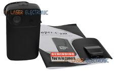 Mini Telecamera Portatile HD90 720P 30fps con Batteria Litio 8 Ore+ Sd Card 16Gb