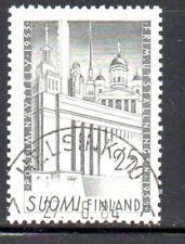 Finland Sc 326 1955 Philatelic Exhibition stamp used Free Shipping