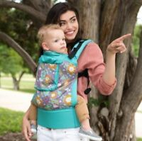 LILLEbaby Essentials 4-in-1 Original Baby Carrier - Lily Pond