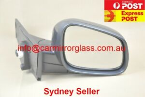 NEW DOOR MIRROR FOR HOLDEN BARINA SPARK MJ 2010-2015 RIGHT HAND SIDE HEATED