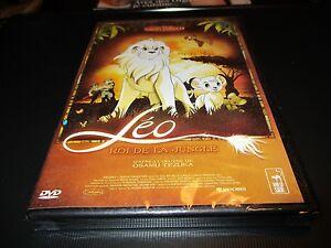 """DVD """"LEO, ROI DE LA JUNGLE"""" dessin anime manga de Yoshio TAKEUCHI"""