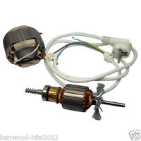 Kitchenaid Artisan & 5QT Mixer Armature, Field Coil & White EU Power Cable 220V