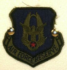 USAF US Air Force Reserve Crest Insignia Badge Subdued Patch