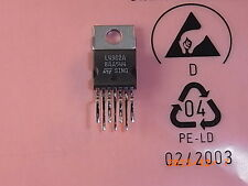 L4902a STMicroelectronics DUAL 5v Regulator With reset and disable heptawatt - 5