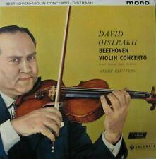 DAVID OISTRAKH - BEETHOVEN VIOLIN CONCERTO  - LP - MONO