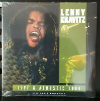 LP - Lenny Kravitz – Live & Acoustic 1994 - CL80802 Neuf Scéllé / Sealed (2020)