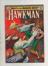 Hawkman #13 - Quest Of The Immortal Queen - (Grade 6.0) 1966