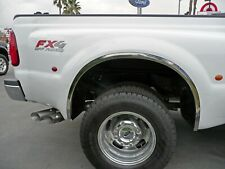 2008-2010 FORD Super Duty Dually Fender Trim - 1 Year Warranty