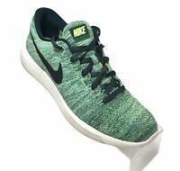Nike LunarEpic Low Flyknit Seaweed/Black-Green Men's Shoes Size 11.5 843764 300