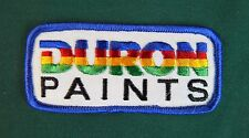 Duron Paints Embroidered Patch (C2)