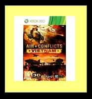 Air Conflicts Vietnam Game Xbox 360 Microsoft Xbox 360 PAL Brand New