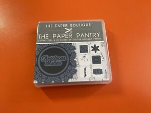 The Paper Boutique Paper Pantry Cutting Files Volume II USB