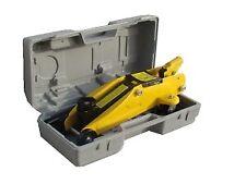 Cric/Sollevatore/Martinetto idraulico a carrello 2T/2000Kg in valigetta