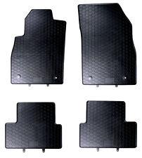 +G801 Gummimatten Fußmatten Gummi 4-teilig für OPEL Astra J Cascada CHEVROLET