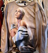 Sweatshirt Gr Xl Ariana Grande Sweetener Tour Merch Selten 3D Print