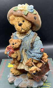 Boyds Bears And Friends Ms. Luvsabunch &  Friends Life's A Journey #02008-21