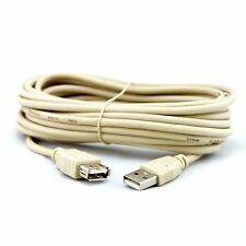 5m USB 2.0 Extension Cable Type A Male to A Female CONNECTORS super high quality