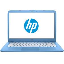 "HP Stream 14"" Laptop Intel 1.6GHz Dual-Core 4GB RAM 32GB SSD Cam WiFi HDMI Win10"