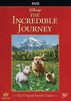 The Incredible Journey [New DVD] Mono Sound