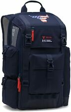 Under Armour Bag Project X Rock Freedom Regiment UA Backpack USA 1353719-410 NEW