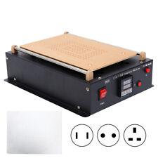 """LCD Screen Separator Built-in Vacuum Pump LCD Detach Machine For 14"""" BelowScreen"""