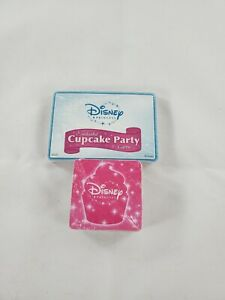 Disney Princess Enchanted Cupcake Party Replacement Game Pieces Cards