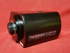 Tamron 483WA TV Zoom Lens for CCTV Cameras 8-80mm  1:1.8 Japan              F