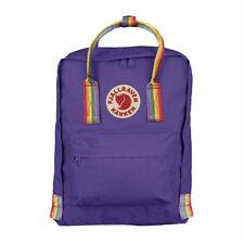 Fjällräven Kanken mini Rucksack 7L Sport Tagesrucksack Backpack Lila/Regenbogen