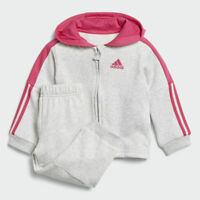 Blue Pink Nike Infant Therma Full Zip Tracksuit Children Hooded Jogging Suit