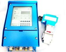 KROHNE IFC110F/D/6 SIGNAL CONVERTER & IFS5000F/6 ELECTROMAGNETIC FLOWMETER