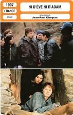 FICHE CINEMA : NI D'EVE NI D'ADAM - Verdier,Hainaux 1997 Neither Eve Nor Adam