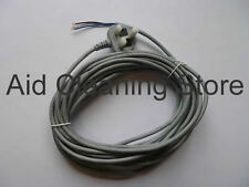 to fit Numatic Henry Hoover Vacuum Grey 10M Mains Power Lead Flex Cable 10986