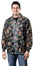 Jacket length LaDESCO JACKET LENGTH LAB COAT SMOCK ANTI-STATIC CAMO XSMALL 73870