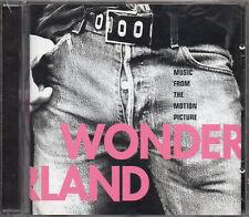 WONDERLAND OST CD colonna sonora VAL KILMER PATTI SMITH BOB DYLAN BILLY JOEL
