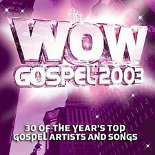 WOW Gospel 2003 by Various