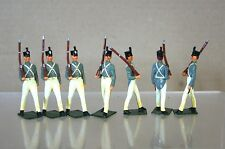 REPLICA MODELS PATRICK CAMPBELL AMERICAN WEST POINT CADETS MARCHING mv