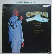 CHARLIE RICH - She Called Me Baby - Mint LP Record