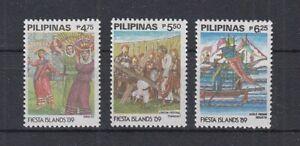 Philippines 1928 - 30 Volksfeste (MNH)