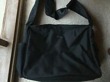 RDL soft polyester bag BLACK  Good condition.