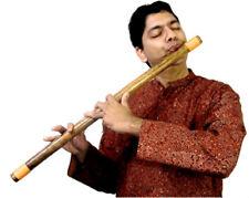 Indische Bambus Bass-Querflöte Bansuri. Sehr Groß, 75 cm, Nur für Profis. 1/C