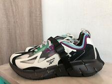 NWOB Reebok Zig Kinetica Concept Type 1 Grey Sneakers Running EG8915 Mens 6.5
