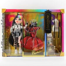 Rainbow High Collector Edition Jett Dawson 576761EUC Art of Fashion NEU/OVP