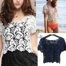 Cotton Cap Sleeve Tops & Blouses for Women