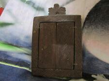 petit autel en bois