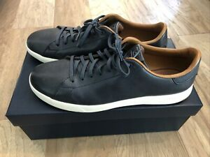 Cole Haan Men's GrandPro Tennis Sneaker Blazer Blue Style C22586 - Size 12 M